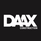 Construction DAAX Charpente Inc - Entrepreneurs en construction