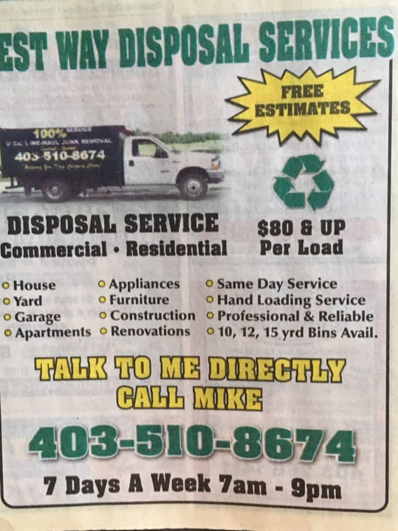 photo Best Way Disposal Services