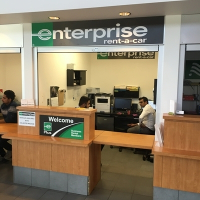 Enterprise Rent-A-Car - Car Rental - 250-787-7621
