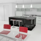 Cuisines Distinction Jasmin Larouche - Cabinet Makers