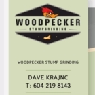 Woodpecker Stump Grinding - Tree Service - 604-219-8143