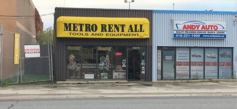 photo Metro Rent-All Limited