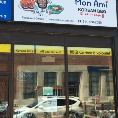 Mon Ami - Korean Restaurants