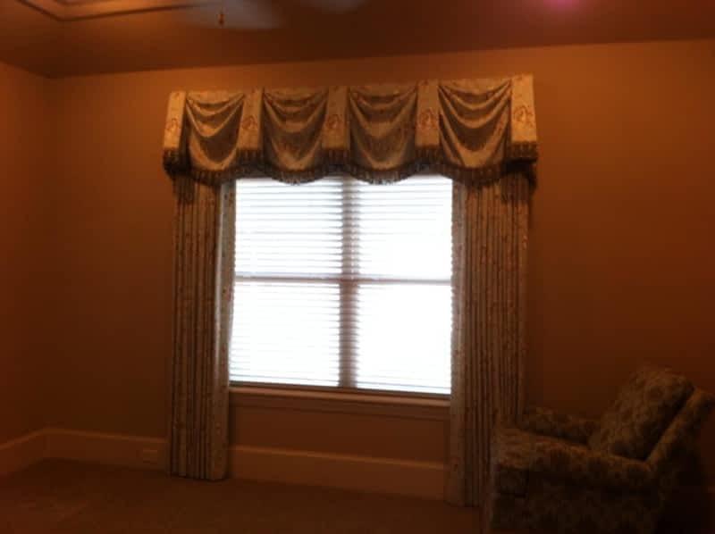photo Gracie's Draperies & Interiors
