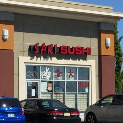 Saki Sushi - Japanese Restaurants - 905-615-9650