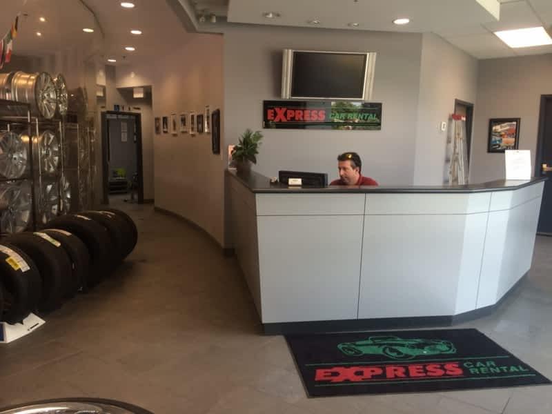 photo Express Car Rental
