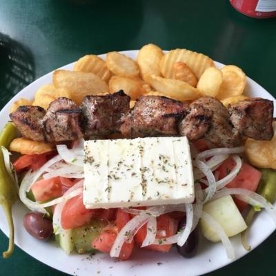 Villa Du Souvlaki - Restaurants grecs - 514-489-2039