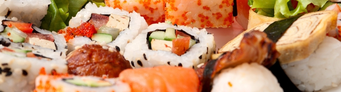 Edmonton sushi spots that go the extra mile to deliver