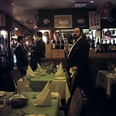 Villa Massimo Restaurant - Italian Restaurants