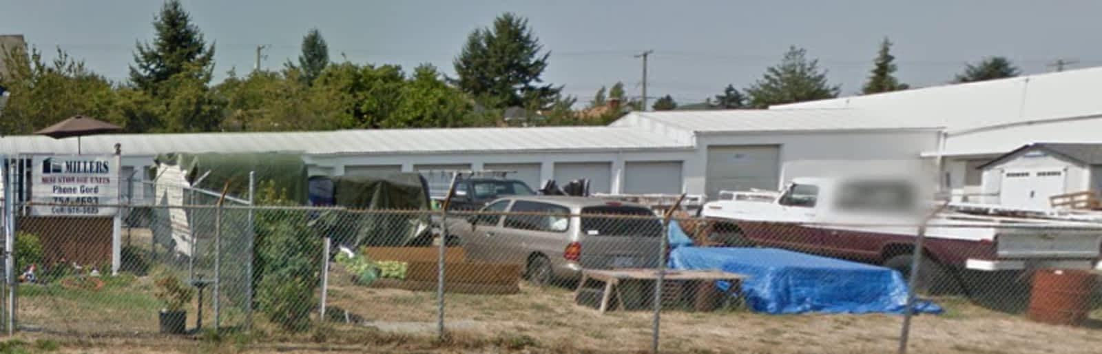 & Milleru0027s Mini Storage Units - Opening Hours - 150 Fry St Nanaimo BC