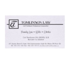 Tomlinson Law - Lawyers - 705-575-7551