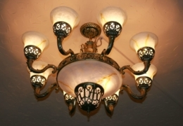 Looking for a beautiful lighting fixture in Montreal?