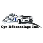 Cyr Débosselage - Réparation de carrosserie et peinture automobile