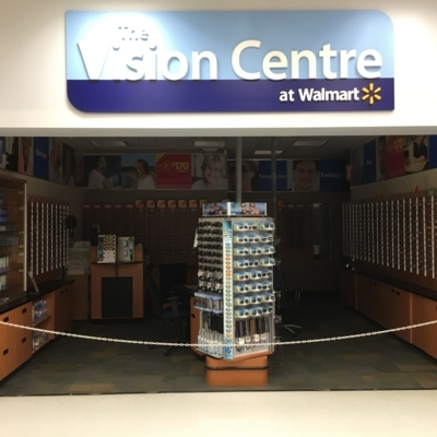 Walmart Supercentre - Opticians