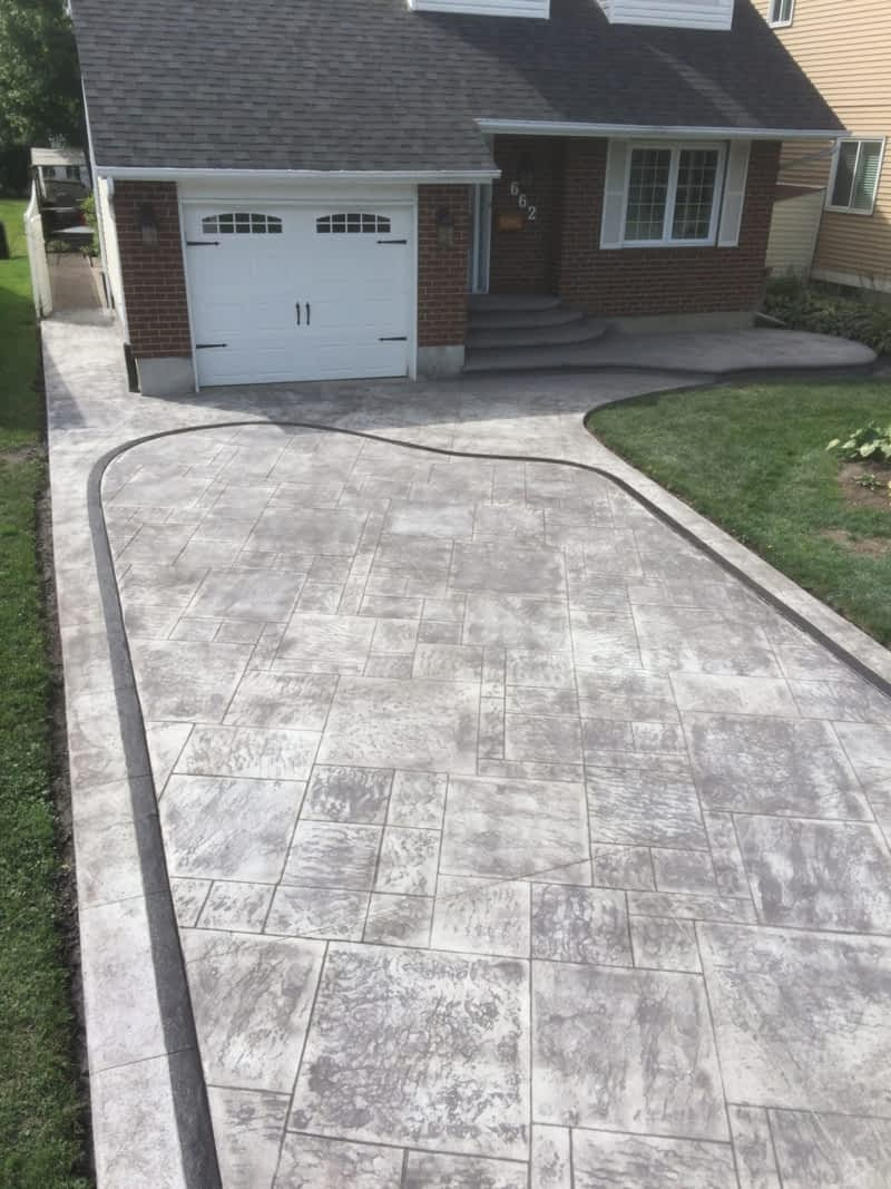 photo Concrete Designs of Ottawa
