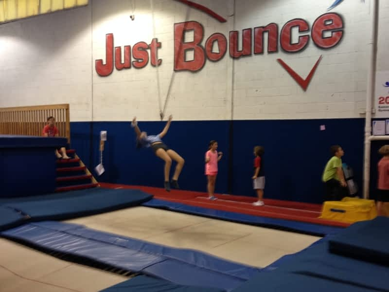 photo Just Bounce Trampoline Club Inc