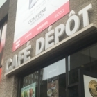 Café Dépôt - Cafés-terrasses - 514-286-9598