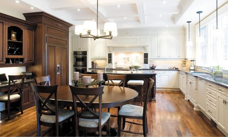Kitchen interiors nepean on 105 146 colonnade rd for Cabico kitchen cabinets reviews