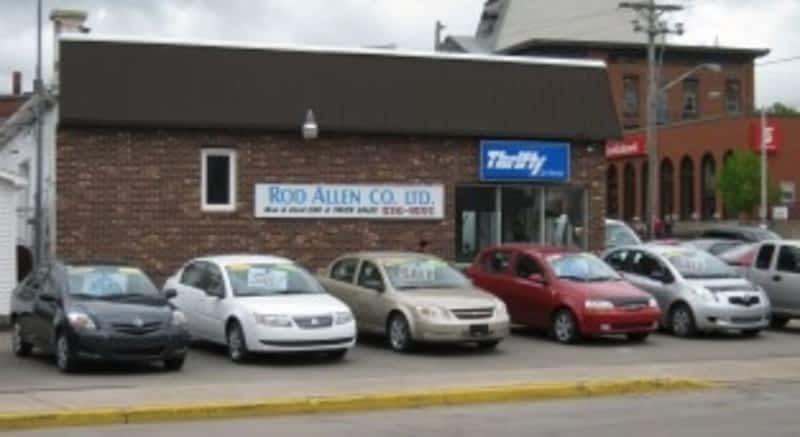 Used Car Lots Edmonton: Rod Allen's Used Cars & Trucks