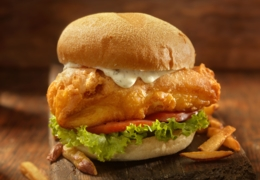 Best fish sandwiches in Edmonton