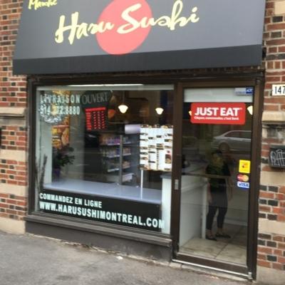 Haru Sushi - Restaurants