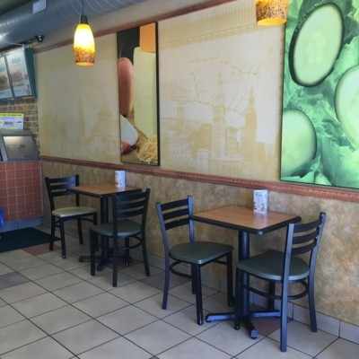 Subway - Restaurants - 416-769-7827