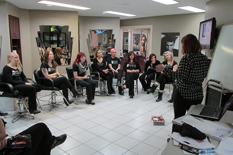 Career School of Hairstyling - Oshawa, ON - 92 Bond St W | Canpages