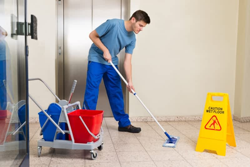photo A&G Janitorial and Maintenance Services