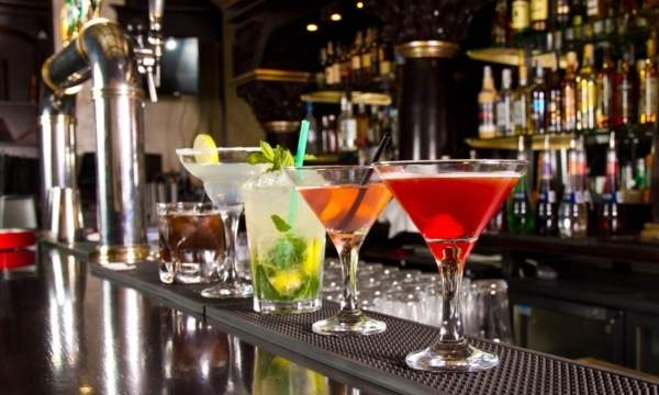 High-flying hotel bars in Victoria