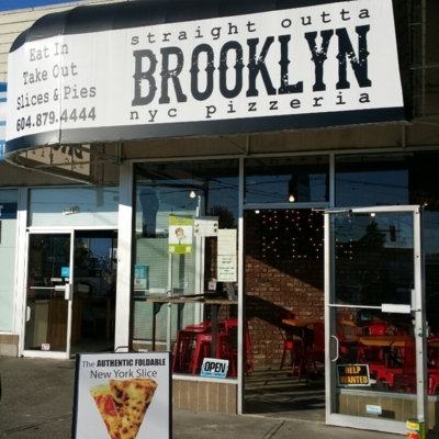 Straight Outta Brooklyn Pizza - Pizza & Pizzerias