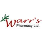 Warr's Pharmacy Ltd - Boutiques de cadeaux