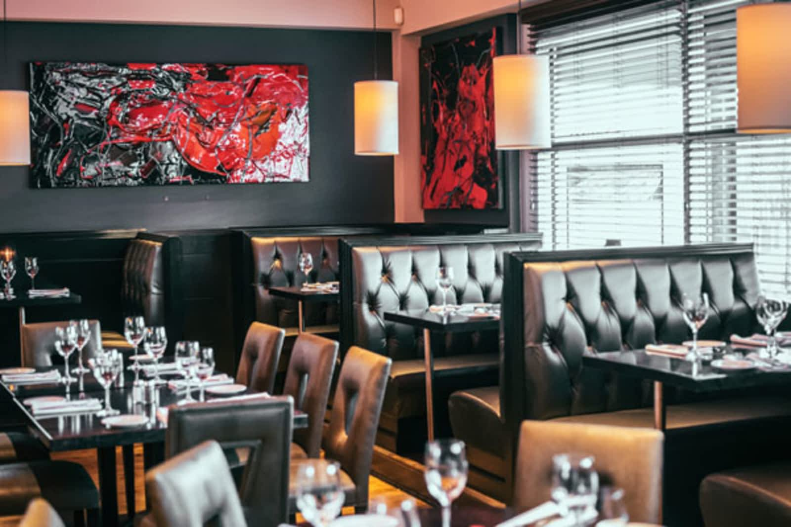 Restaurant Lugano Laval Menu