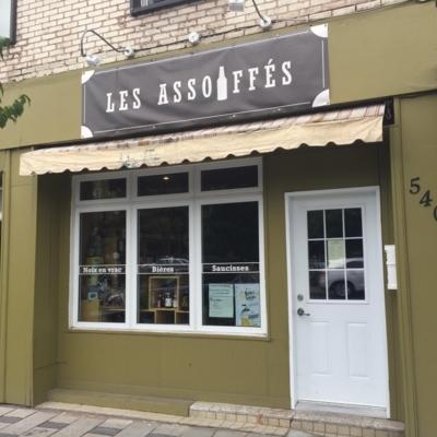Les Assoiffés - Gourmet Food Shops