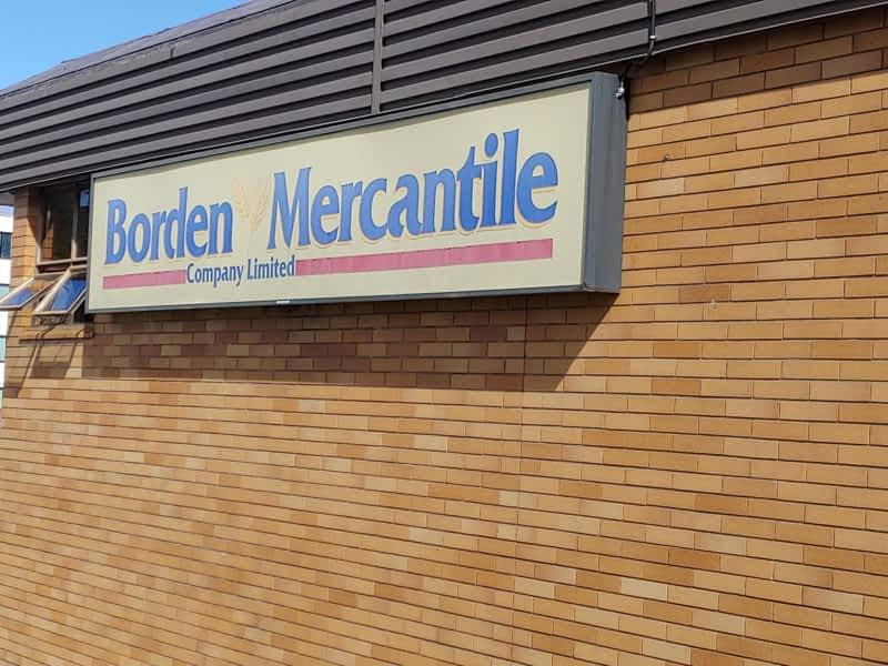 photo Borden Mercantile Co Ltd
