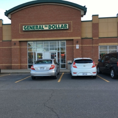 General Du Dollar - Discount Stores - 450-659-6988