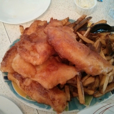 Moby Dick Restaurant - Fish & Chips