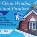 Squeaky Clean Window Cleaners & Painters - Window Cleaning Service - 905-867-5188