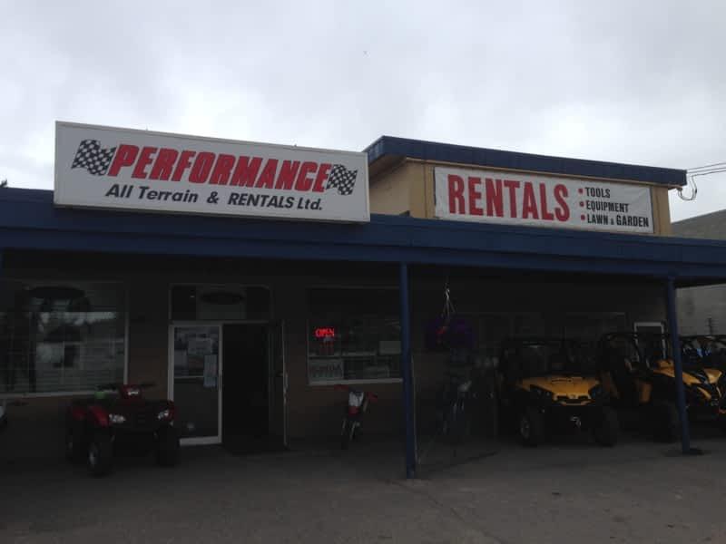 Performance Rentals 100 Mile House Bc 867 Alder Ave