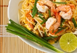Montreal's pretty tasty pad Thai