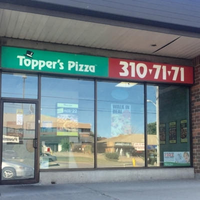 Topper's Pizza - American Restaurants