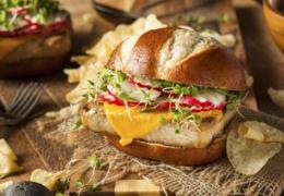 Vegetarian options in Edmonton to satiate burger cravings