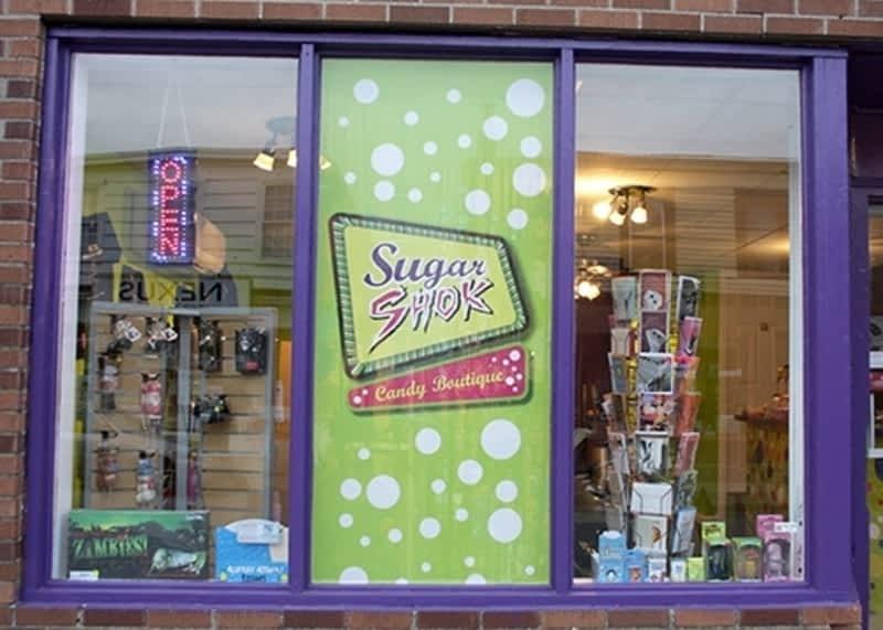 photo Sugar Shok Candy Boutique