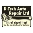D-Tech Auto Repair Ltd - Car Repair & Service