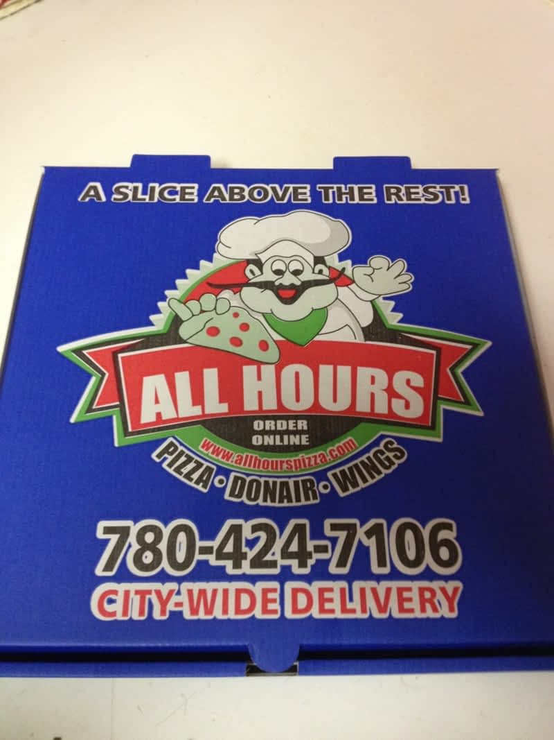 photo All Hours Pizza & Donair