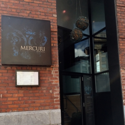 Restaurant Mercuri - Vegetarian Restaurants - 514-394-3444