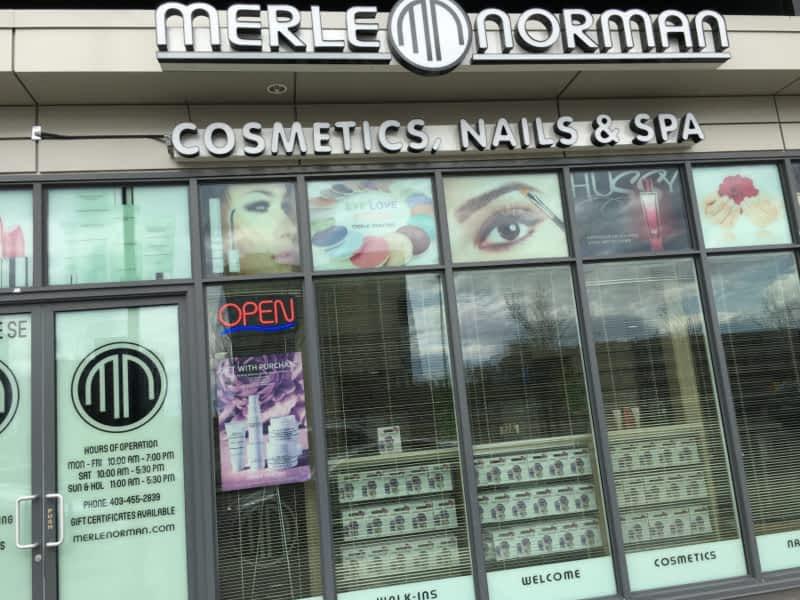 photo Merle Norman Cosmetic Nail & Spa