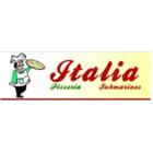 Italia Pizzeria - Logo