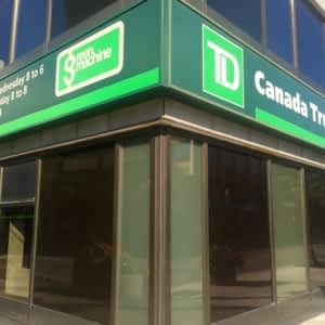 TD Canada Trust Branch & ATM - Opening Hours - 4 King St
