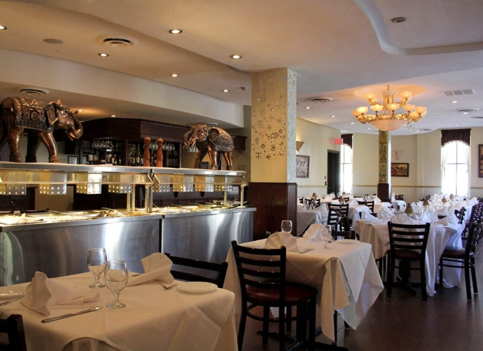 Stupendous Aroma Fine Indian Cuisine Menu Hours Reservation 287 Download Free Architecture Designs Ogrambritishbridgeorg