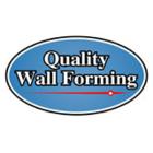 Quality Wall Forming Inc - Logo